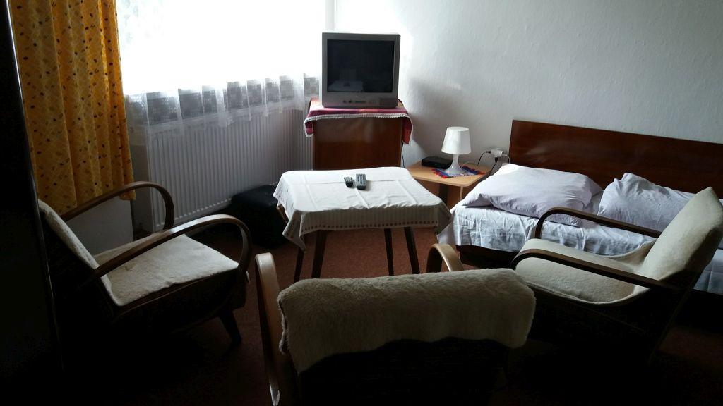 Velký apartmán, pokoj 1
